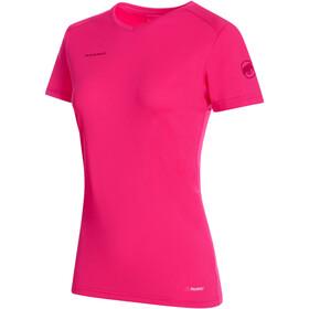 Mammut Sertig - T-shirt manches courtes Femme - rose